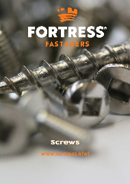 screws catalogue cover NL-174
