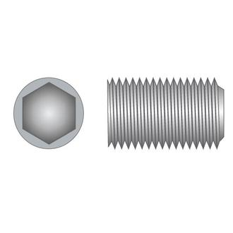 Grub Screws Imperial Stainless Steel